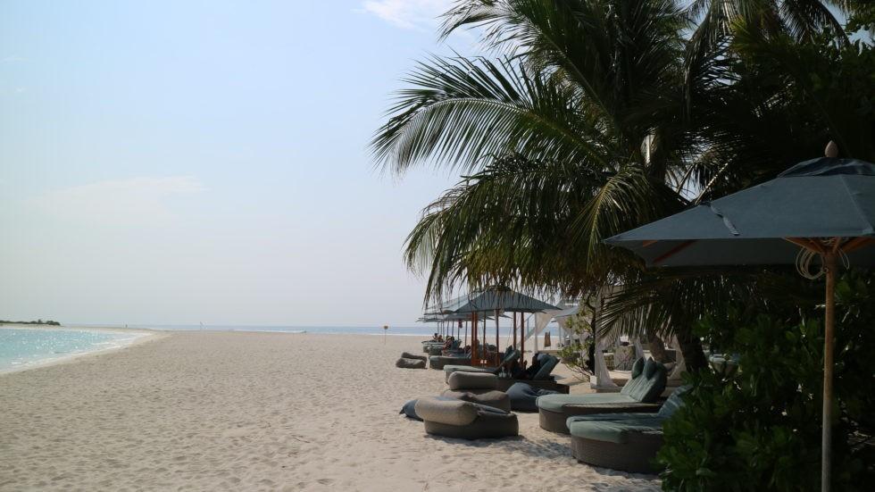 フィノールのメインビーチ
