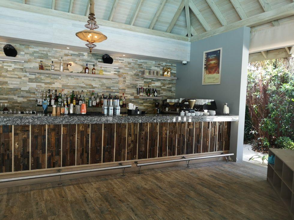 フィノールのメインレストラン「BAR BAR BEACH DINNER」