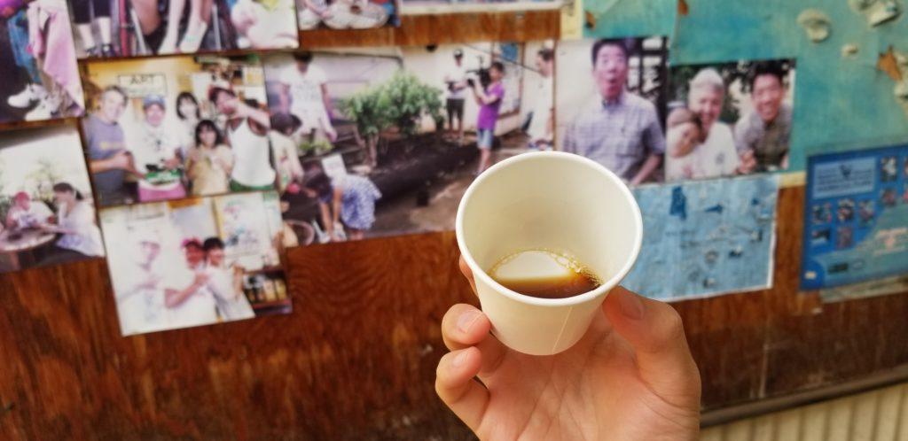 ワイアルアコーヒーで試飲できるコーヒー