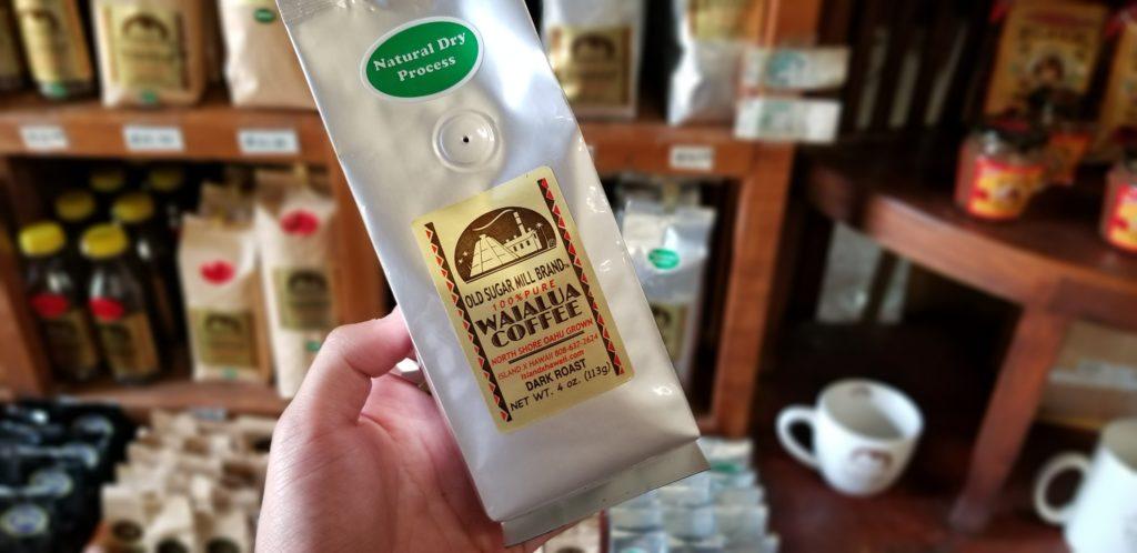 ワイアルアコーヒーで売られているコーヒー