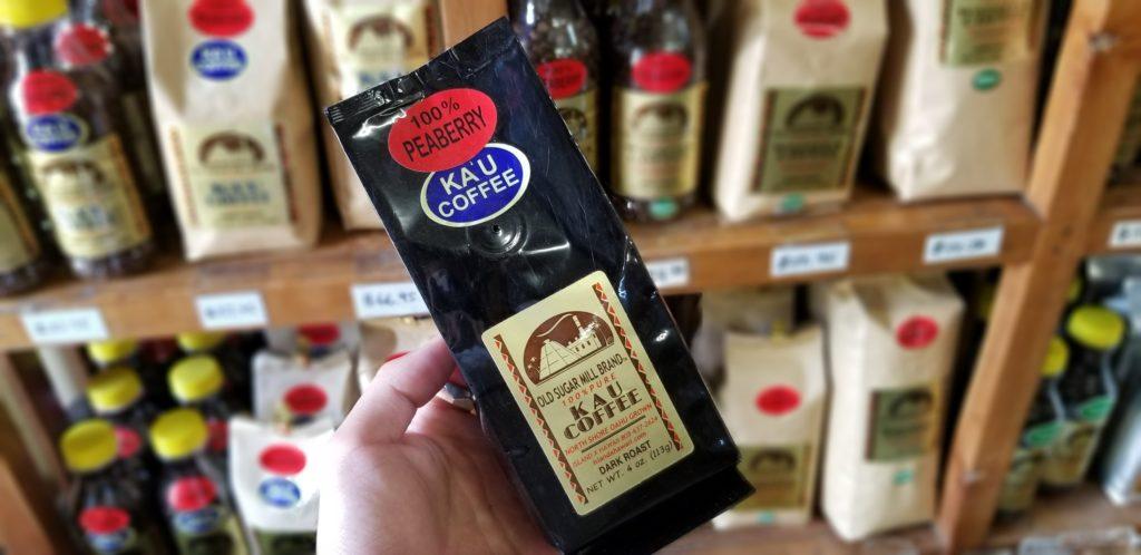 カウコーヒー(KAU COFFEE)の100% PEA BERRY