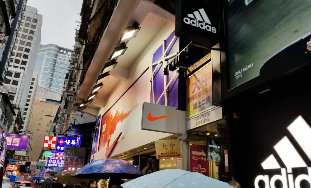 香港のモンコックにあるスニーカー街ってどこ?安い?レア物は?