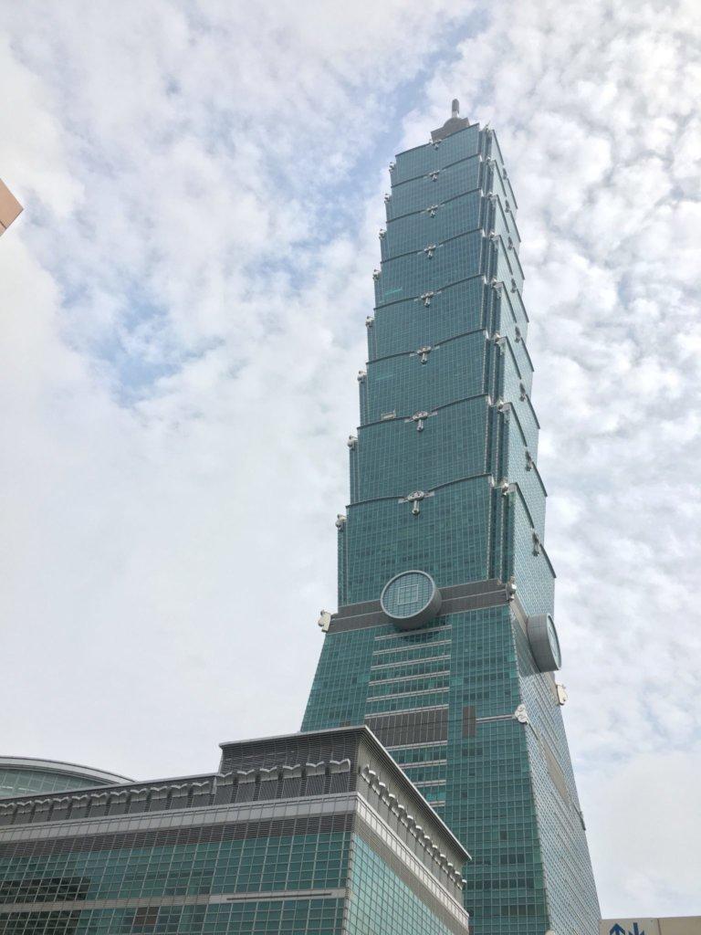 台湾の台北101の鼎泰豊もぜひ!