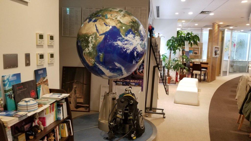 STW(エス・ティー・ワールド)渋谷店のキレイな店内