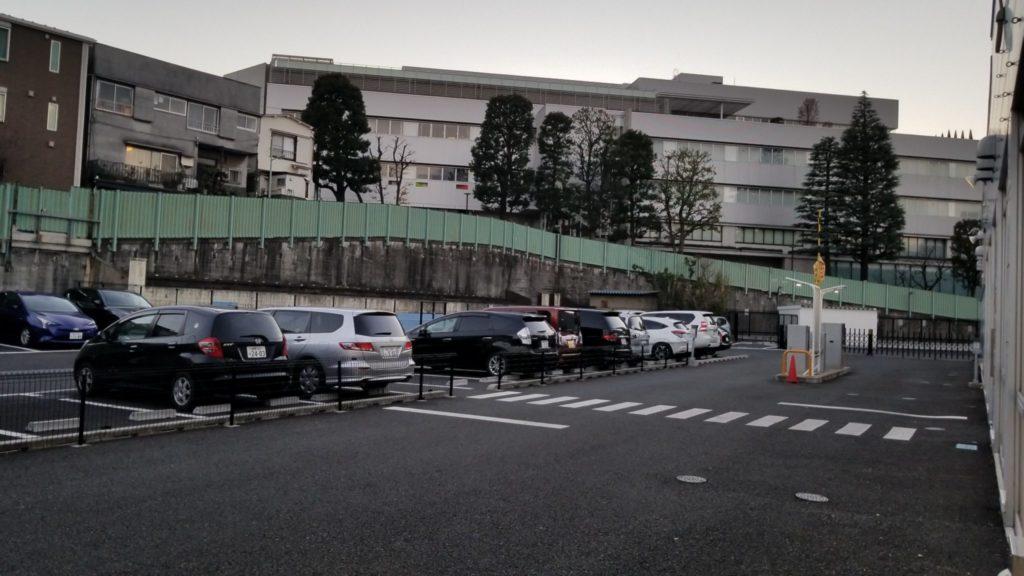 TOC五反田メッセ(別館)の駐車場