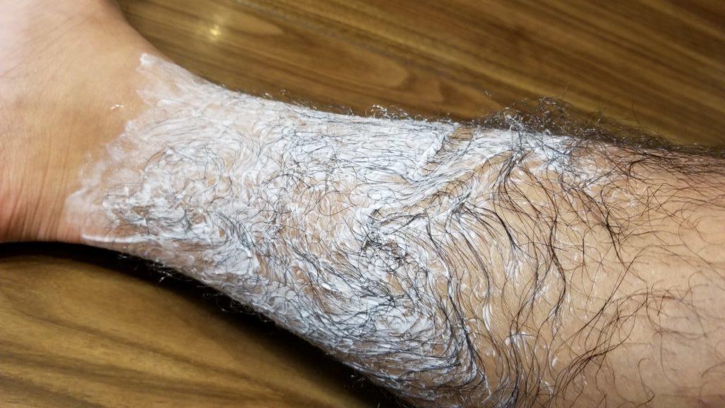 MONOVOヘアリムーバークリームで除毛してみた
