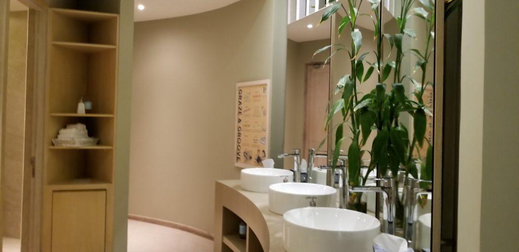 フィノールの男性用トイレ