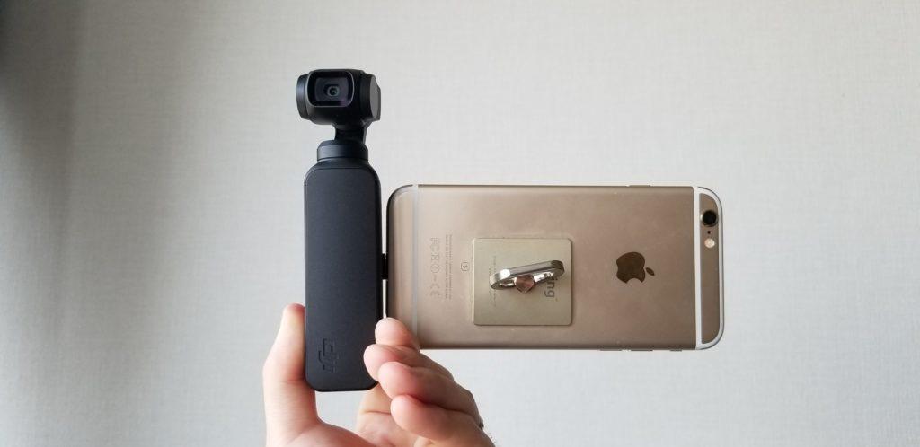 手ブレしない最強のビデオカメラ「OSMO Pocket」