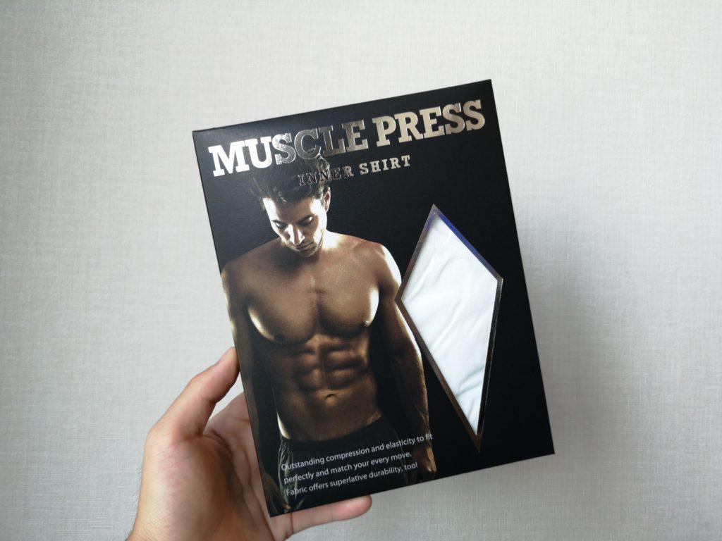 日本サプリメントフーズ㈱が販売している「マッスルプレス」