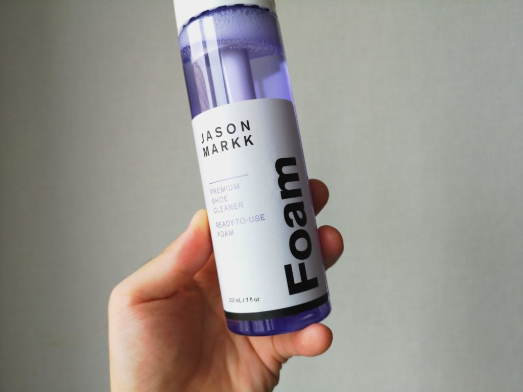 JASON MARKK「Premium Shoe Cleaner RTU-FOAM」