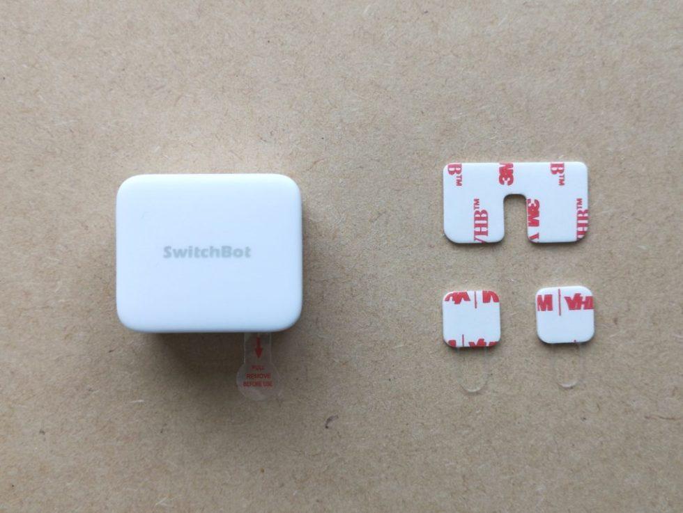 物理的なボタンをスマートホーム化するSwitchbot